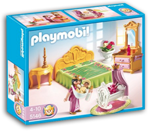 playmobile-royal-bed